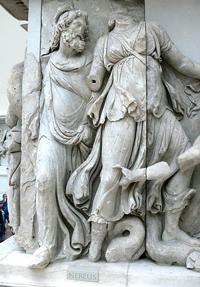 200px-Pergamon-Altar_-_Nereus