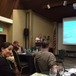 ネレウスのメンバー達が、魚と漁業における気候変動のモデリング効果 に関するICES( 国際海洋探査協議会) /PICES( 北太平洋海洋科学機構)ワークショップに出席