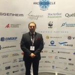 Richard Caddell presents at the Arctic Circle Conference