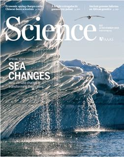 Science cover Sea changes (1)