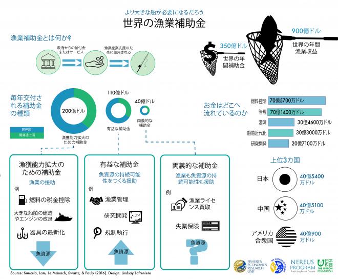 Fisheries Subsidies [JAPANESE]