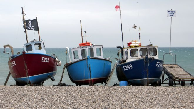 """Image: """"Fishing Boats"""" by xlibber, CC BY 2.0."""