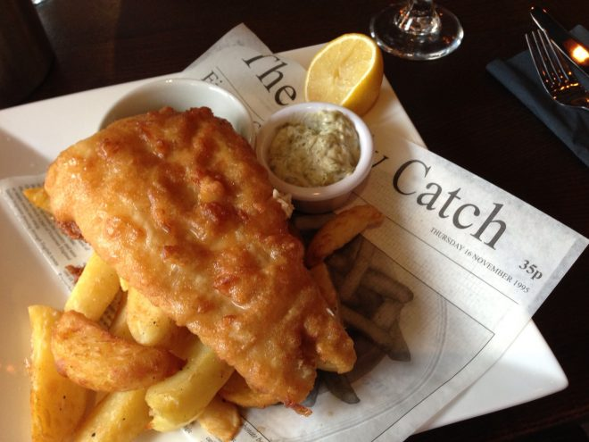 """Image: """"Fish and Chips"""" by Smabs Sputzer, CC BY 2.0."""
