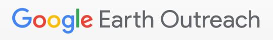 Google Earth outreach logo