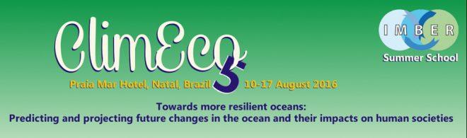 ClimEco5 banner logo image