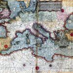 地中海の生物地球化学の領域:客観的多次元および多変量環境アプローチ