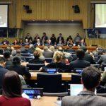 国連海洋会議事前会合でのサイドイベント