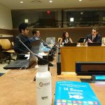 Side event at the UN Ocean Conference