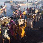 気候変動による漁業と農業生産の減少に直面する開発途上国