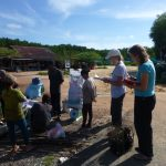 Researching mangroves and fishing livelihoods in Cambodia