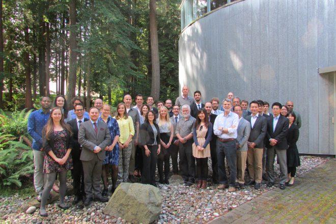 Nereus Program Annual General Meeting 2016 group photo
