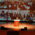 気候変動下における未来の海洋漁業:第7回世界水産学会議に出席