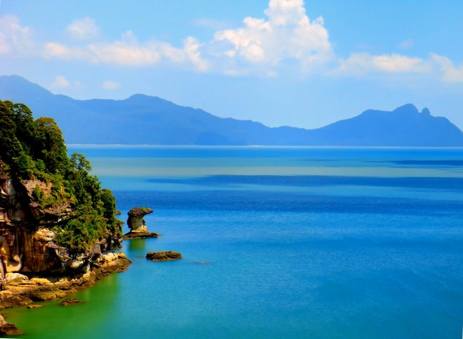 "Credit: ""South China Sea, Sarawak"" by Rod Waddington"