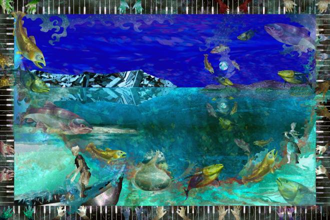 Jenn Glaser Future Oceans illustration