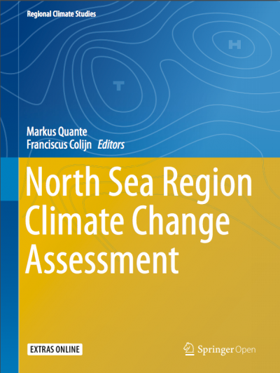 North Sea Region Climate Change Assessment cover