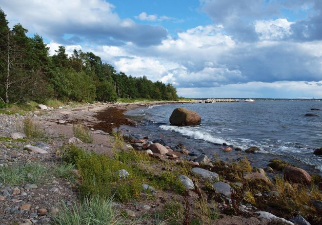 """Stony Beaches of Aegna, 1"" by Anita, CC BY-NC-ND 2.0."