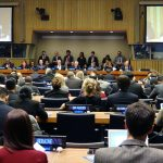Side Event at the UN Ocean Conference Preparatory Meeting