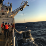 Measuring mercury levels in the ocean: A scientist at sea on the Research Vessel Endeavor