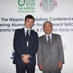 黒海及びカスピ海地域出身の日本財団フェロー会合